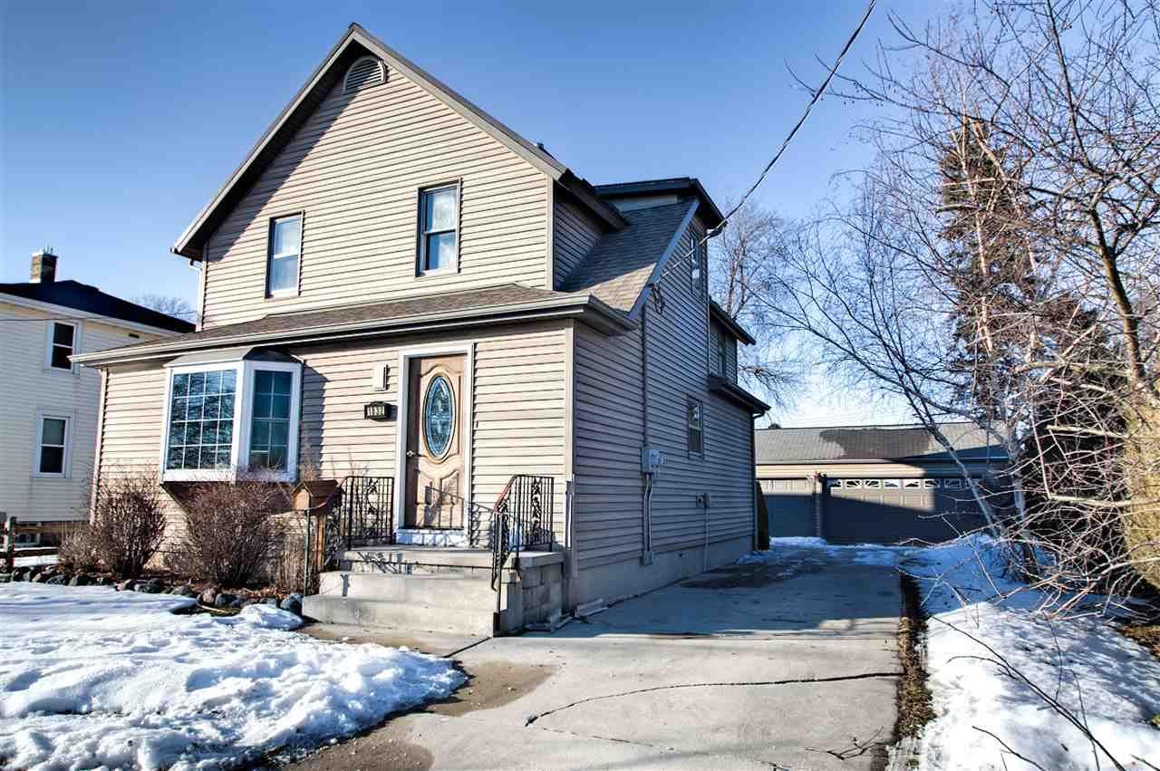 1832 RANKIN Street, Manitowoc, WI 54220 - MLS#: 50236035