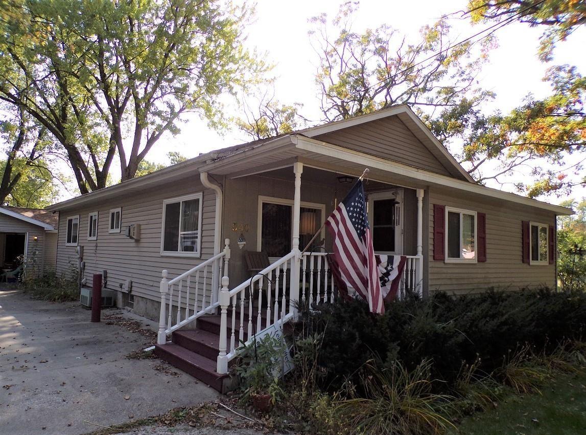 540 CLEVELAND Avenue, Wild Rose, WI 54984 - MLS#: 50249041