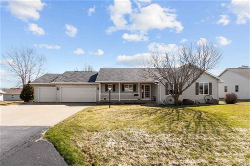 Photo of N9532 NOE Road, APPLETON, WI 54915 (MLS # 50220043)