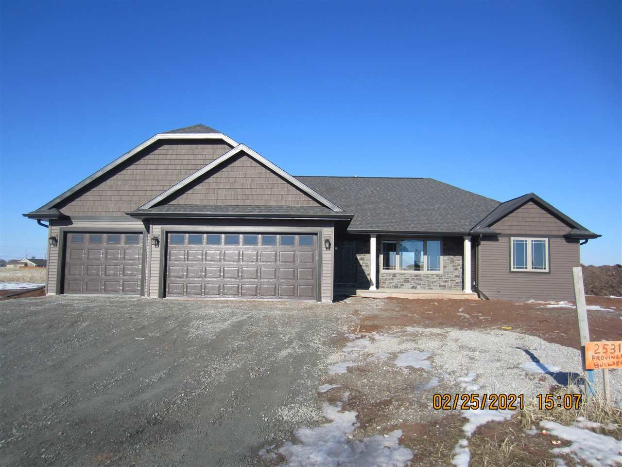 2531 KILRUSH Road, De Pere, WI 54115 - MLS#: 50236049