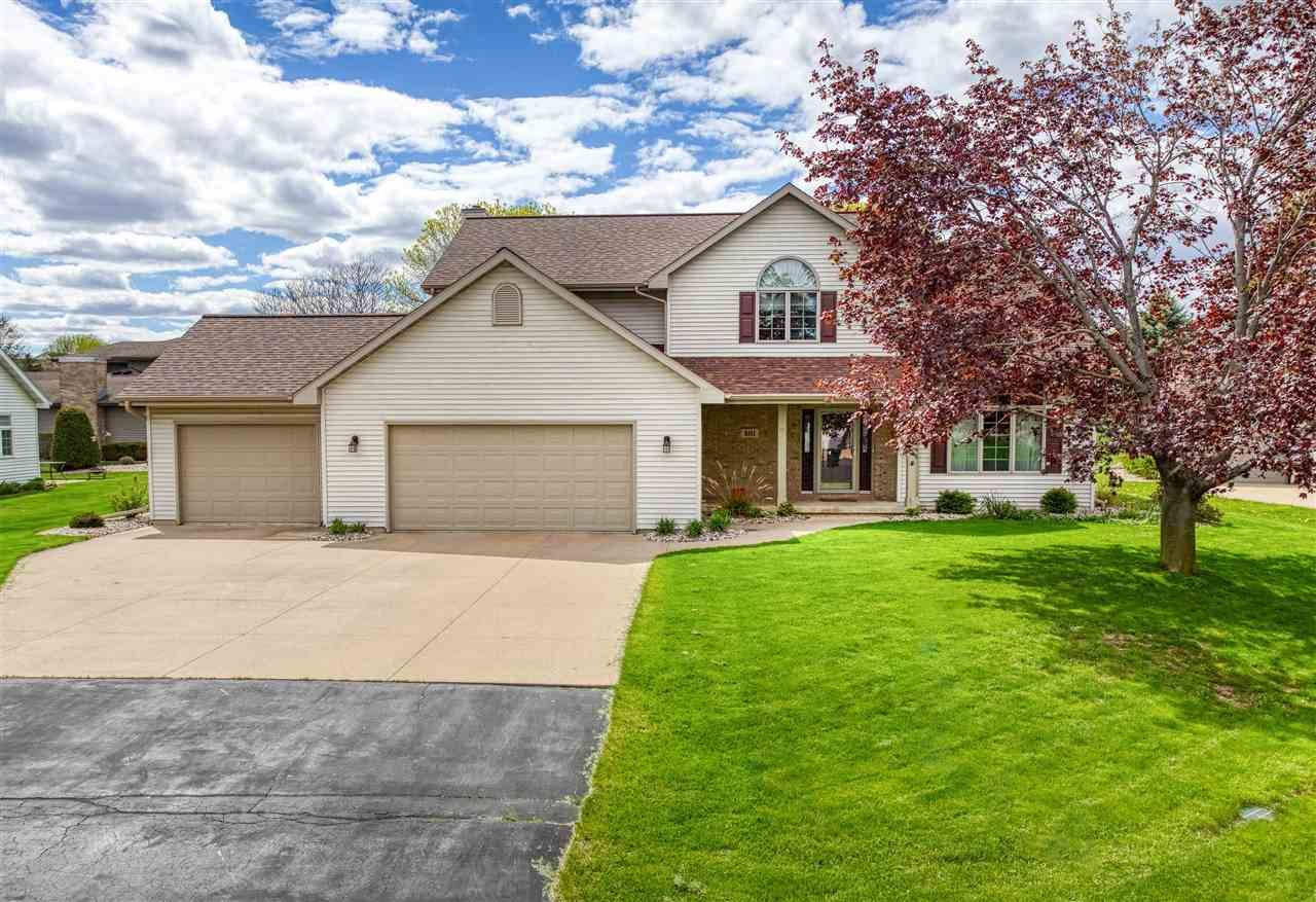 3111 SUN VALLEY Court, Appleton, WI 54911 - MLS#: 50240056