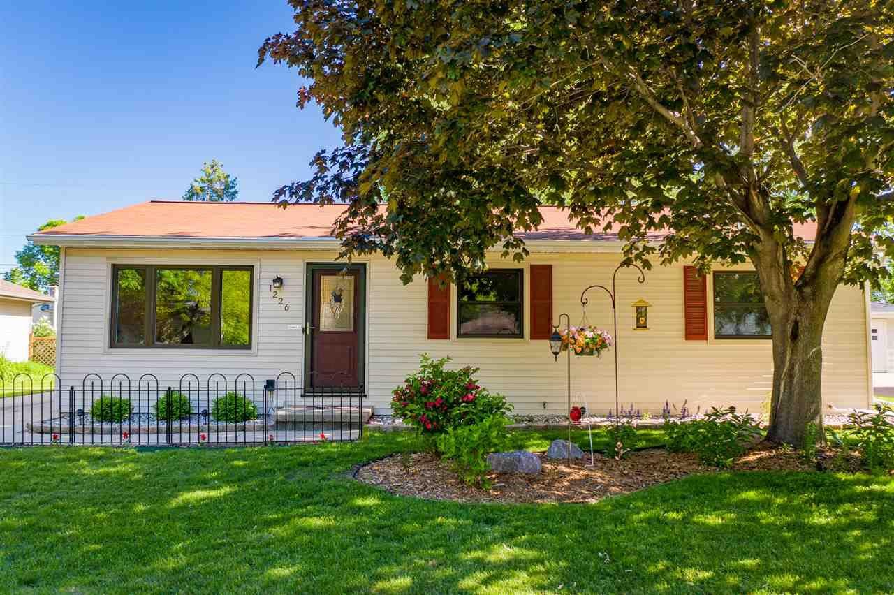 1226 E LAYTON Avenue, Appleton, WI 54915 - MLS#: 50233060