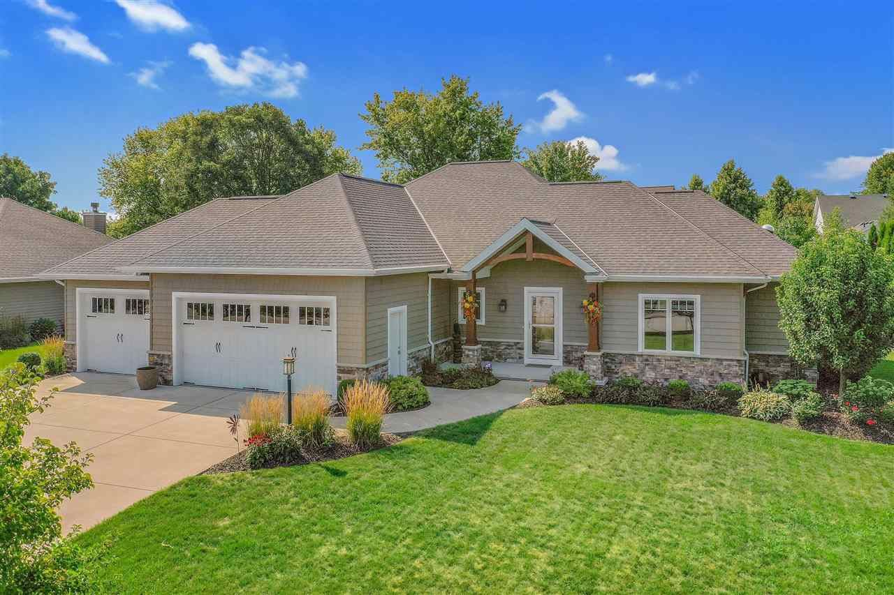 3342 COTTAGE HILL Drive, Green Bay, WI 54311 - MLS#: 50245062
