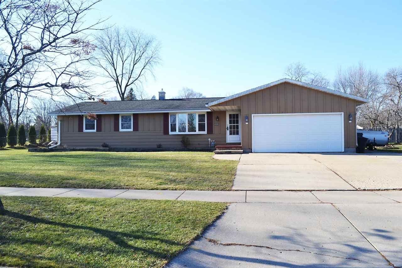929 HILLCREST Heights, Green Bay, WI 54313 - MLS#: 50233063