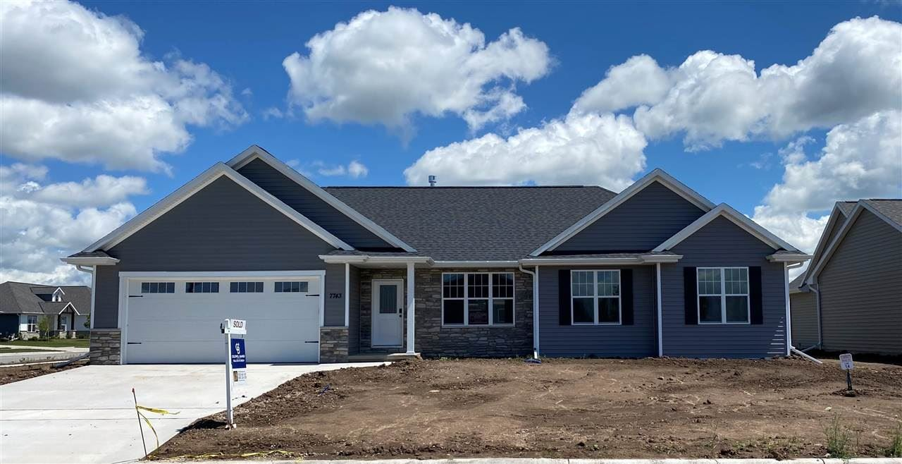 7743 SUNSTONE Court, De Pere, WI 54115 - MLS#: 50240069