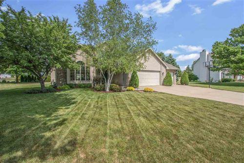 Photo of 1360 CREEKSIDE Lane, GREEN BAY, WI 54311 (MLS # 50242079)