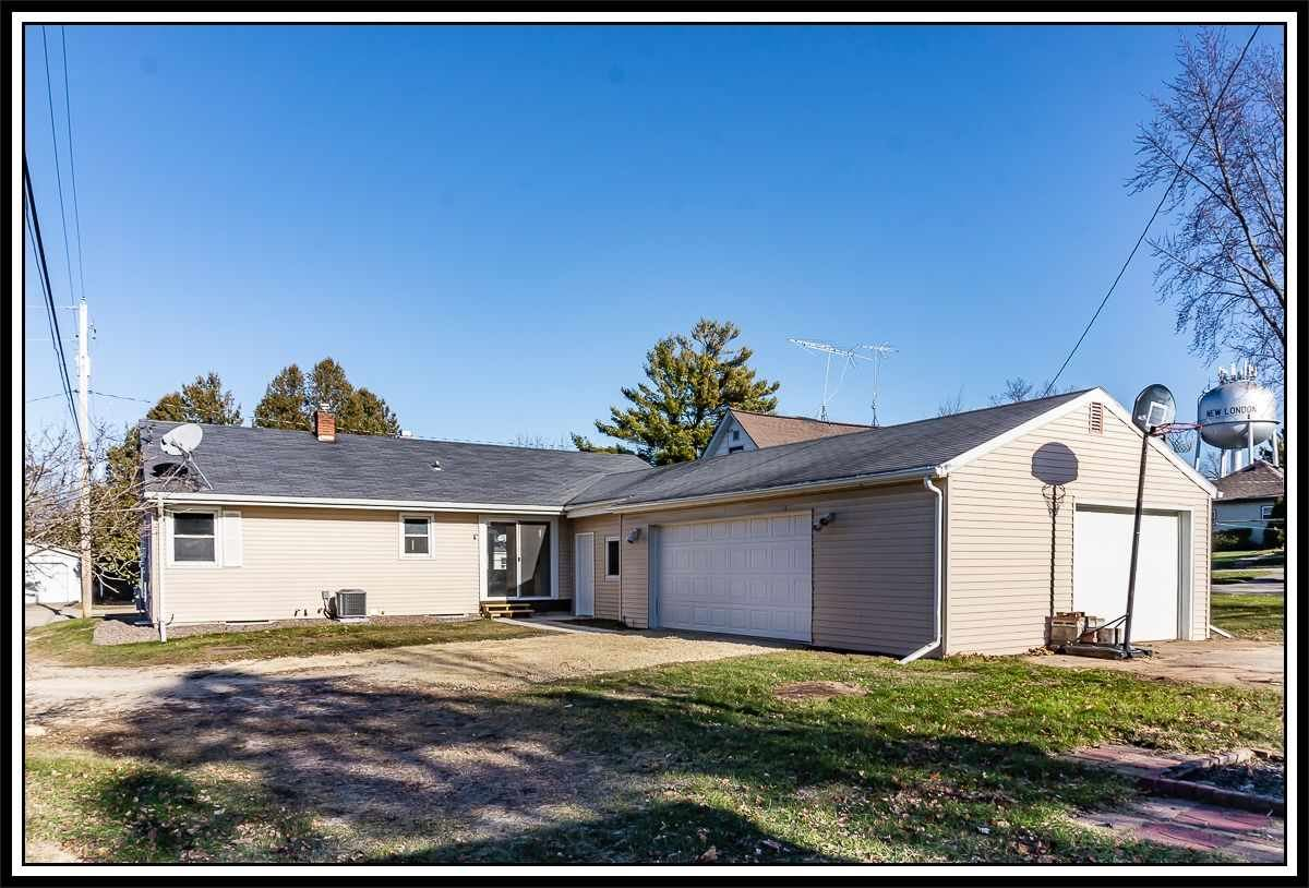 306 W MILLARD Street, New London, WI 54961 - MLS#: 50233087