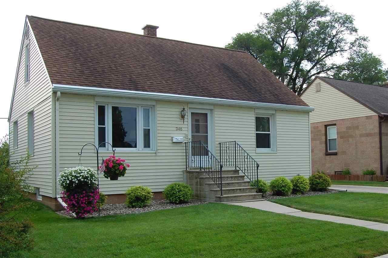 346 BISCHOFF Street, Fond du Lac, WI 54935 - MLS#: 50227097