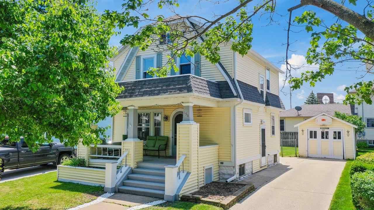 156 15TH Street, Fond du Lac, WI 54935 - MLS#: 50242099