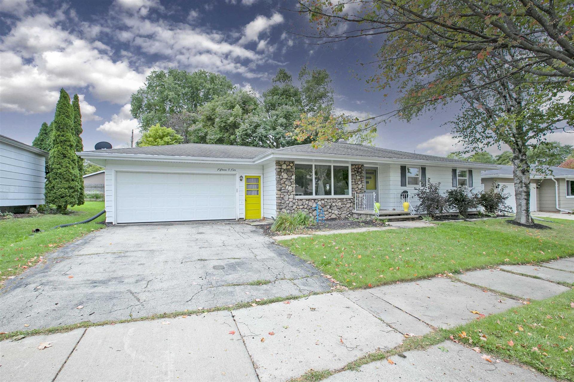 1505 W PERSHING Street, Appleton, WI 54914 - MLS#: 50248104
