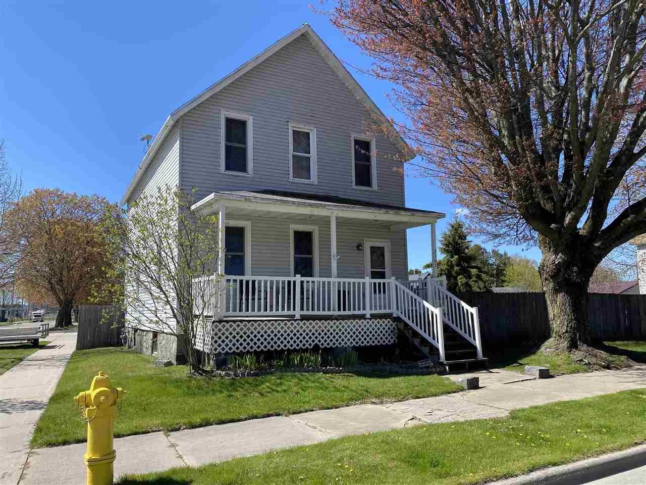 2101 SHERMAN Street, Marinette, WI 54143 - MLS#: 50240124