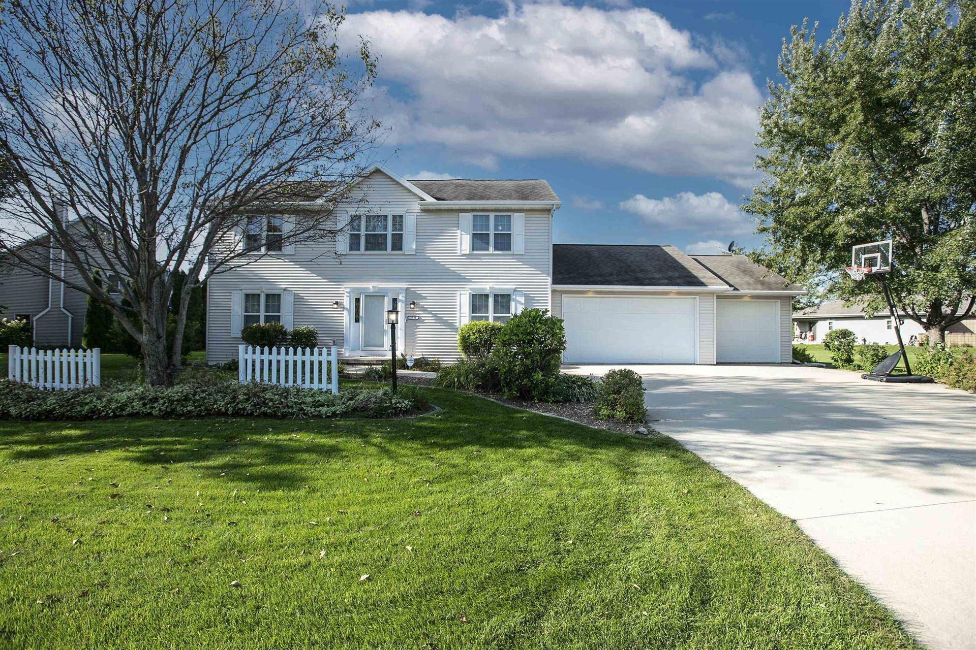 1796 MILL POND Lane, Neenah, WI 54956 - MLS#: 50248127