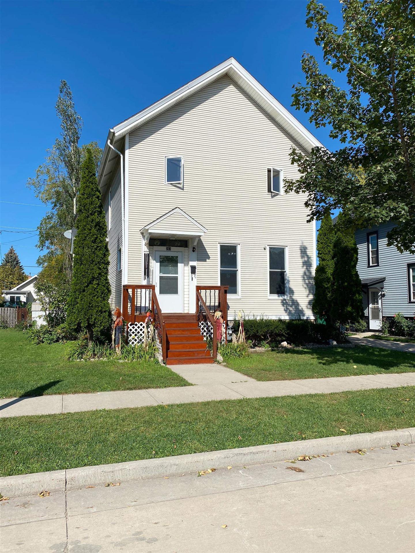 263 6TH Street, Fond du Lac, WI 54935 - MLS#: 50249147