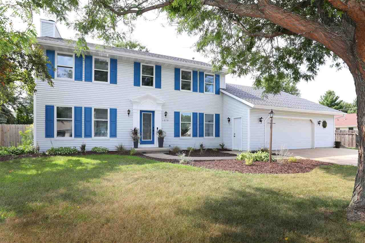 1279 HILLCREST Heights, Green Bay, WI 54313 - MLS#: 50228149