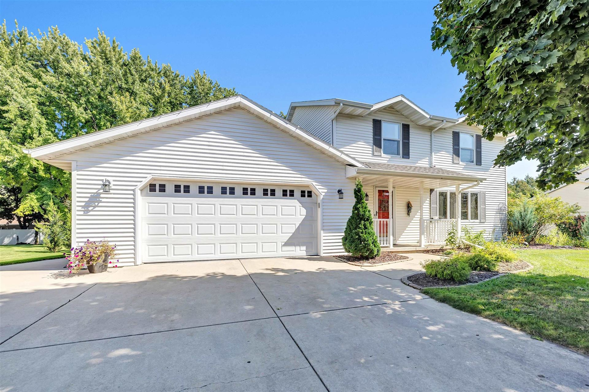 1254 HILLCREST Heights, Howard, WI 54313 - MLS#: 50248154