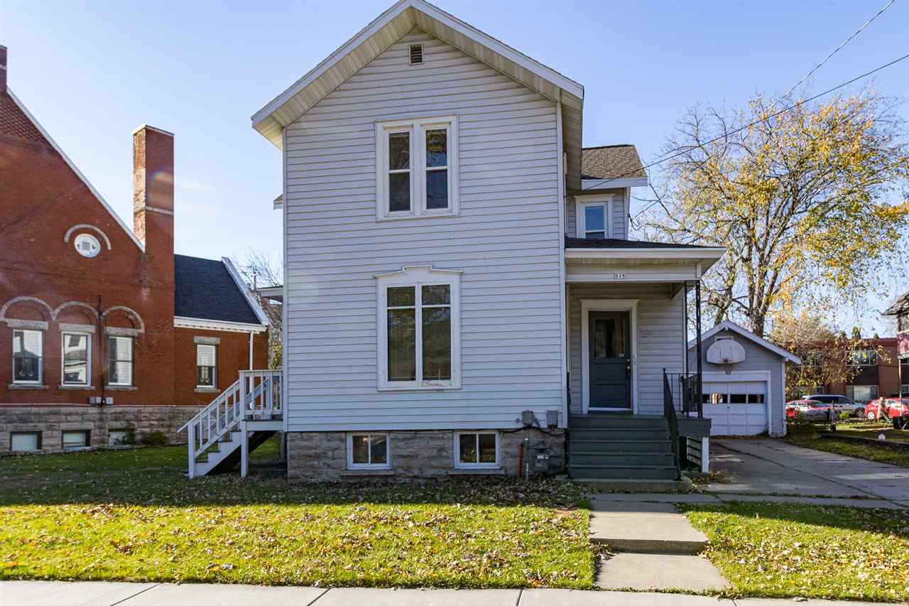 515 FRANKLIN Street, Oshkosh, WI 54901 - MLS#: 50232158