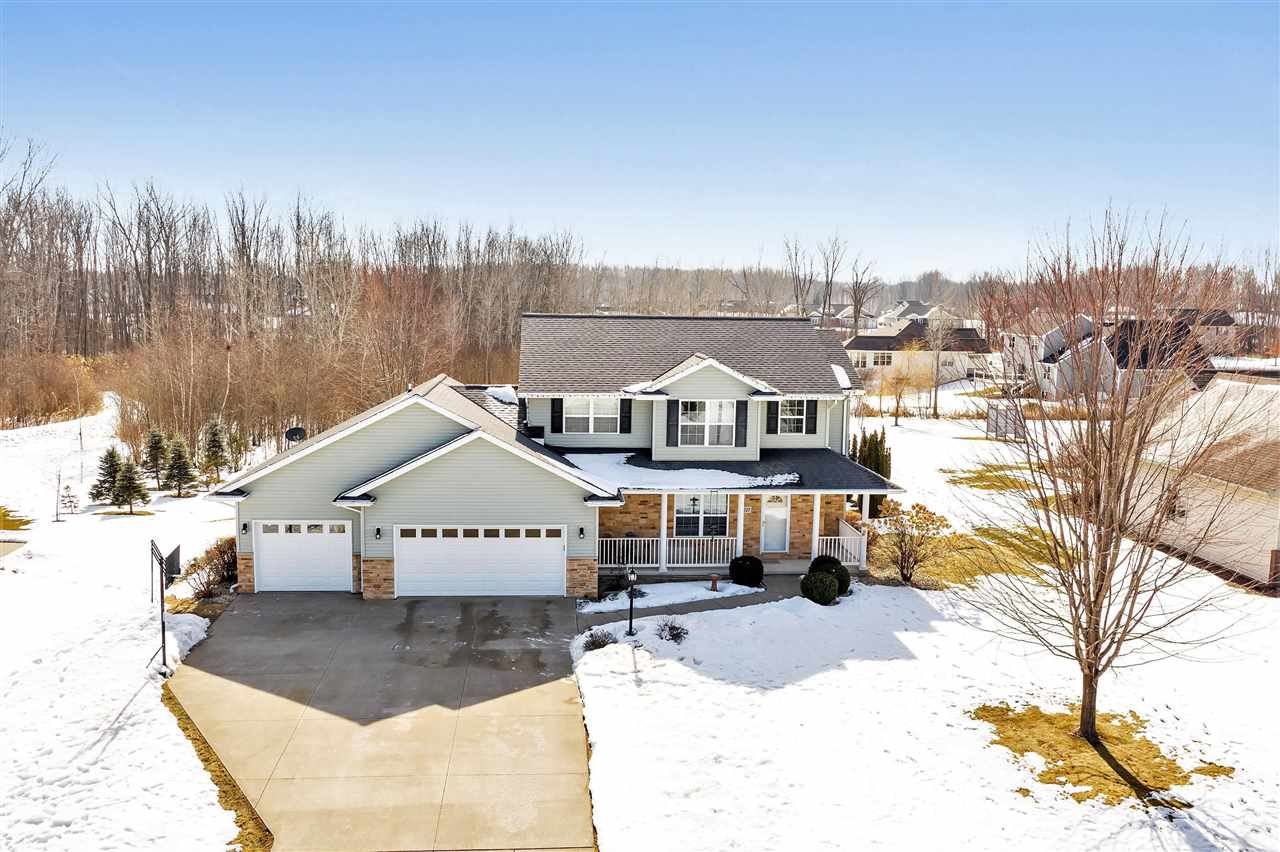 2027 BRACTON Road, Green Bay, WI 54313 - MLS#: 50236162