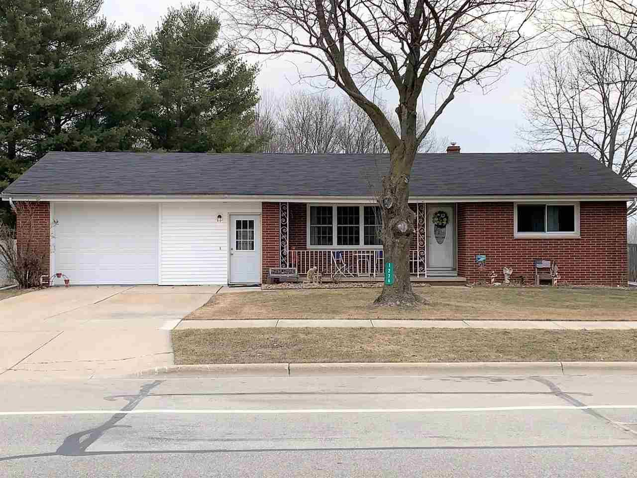 1274 HILLCREST HEIGHTS, Green Bay, WI 54313 - MLS#: 50237166