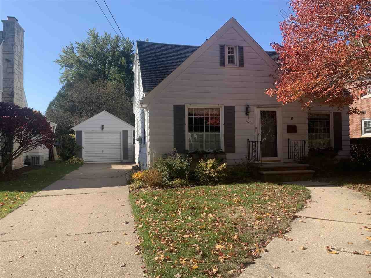 1177 DIVISION Street, Green Bay, WI 54303 - MLS#: 50231170