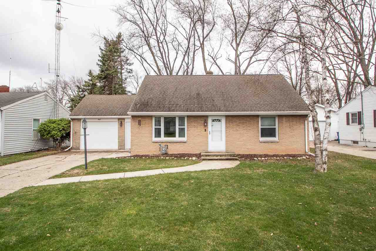 461 COTTAGE GROVE Avenue, Green Bay, WI 54304 - MLS#: 50238178