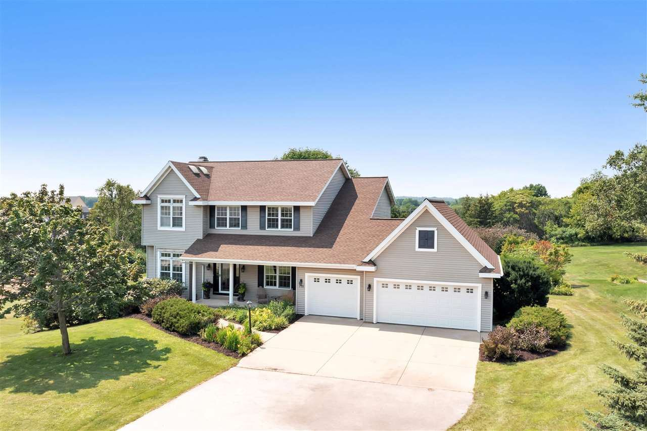 711 WESTHILL Drive, Green Bay, WI 54313 - MLS#: 50245178
