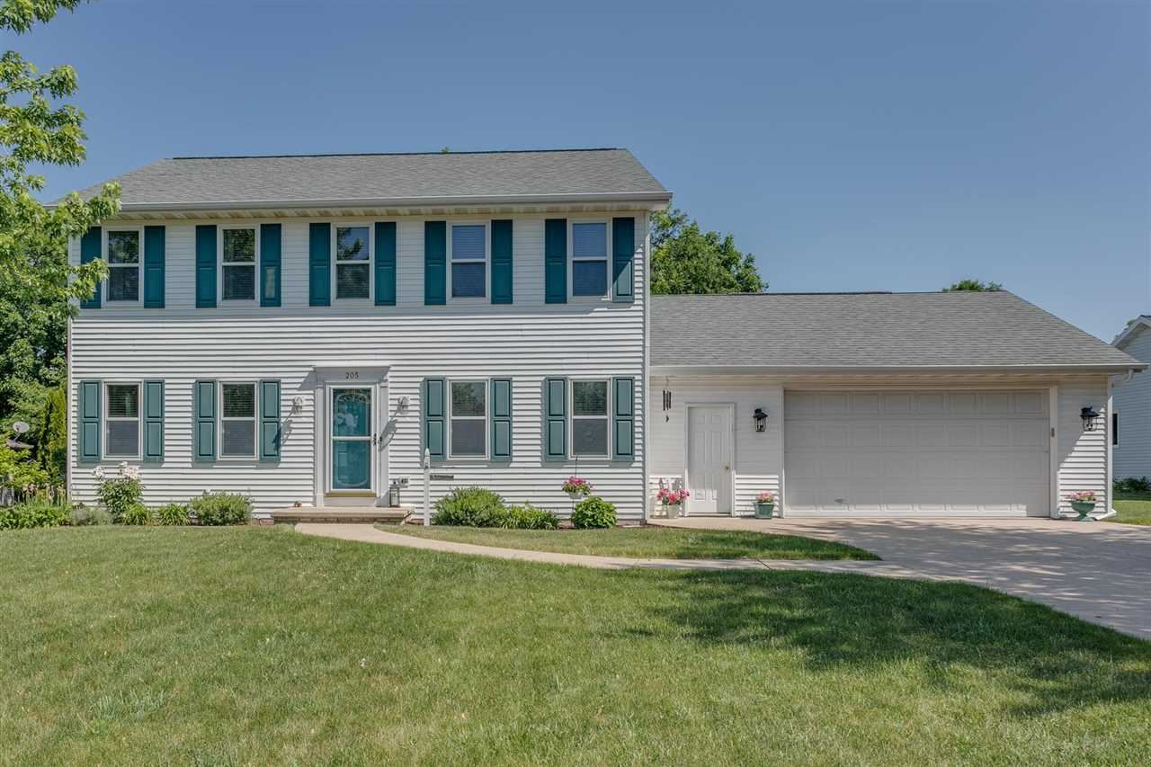 205 WINDFIELD Court, Wrightstown, WI 54180 - MLS#: 50242192