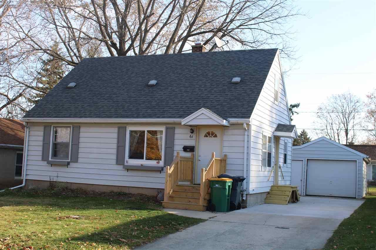 61 N RESERVE Avenue, Fond du Lac, WI 54935 - MLS#: 50232193