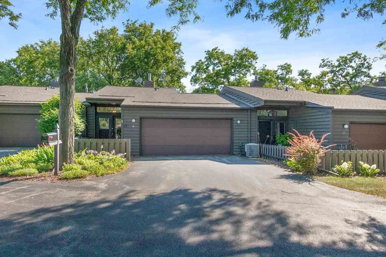 14 WEBSTER HEIGHTS Drive #14, Green Bay, WI 54301 - MLS#: 50226195