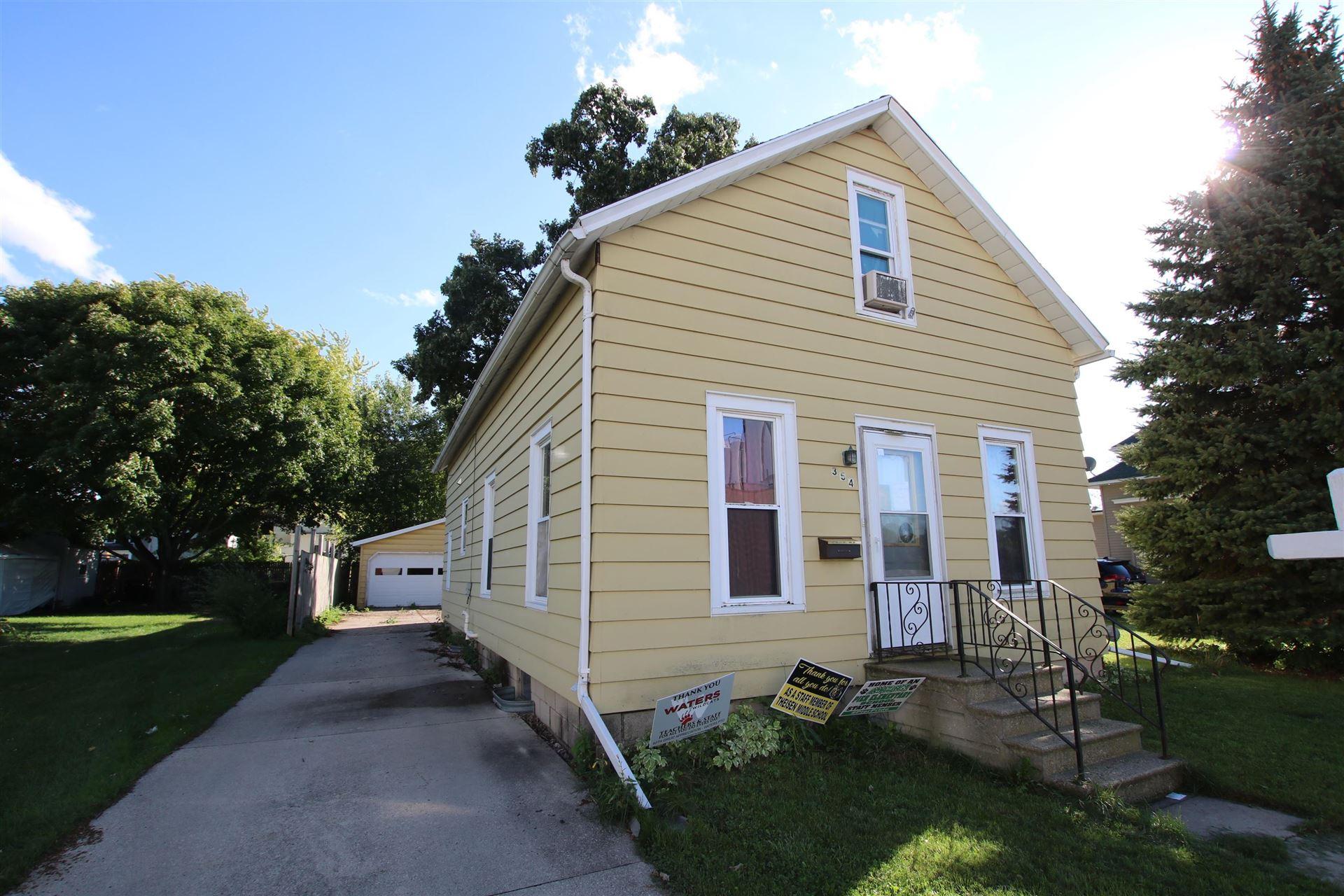 354 TOMPKINS Street, Fond du Lac, WI 54935 - MLS#: 50247195