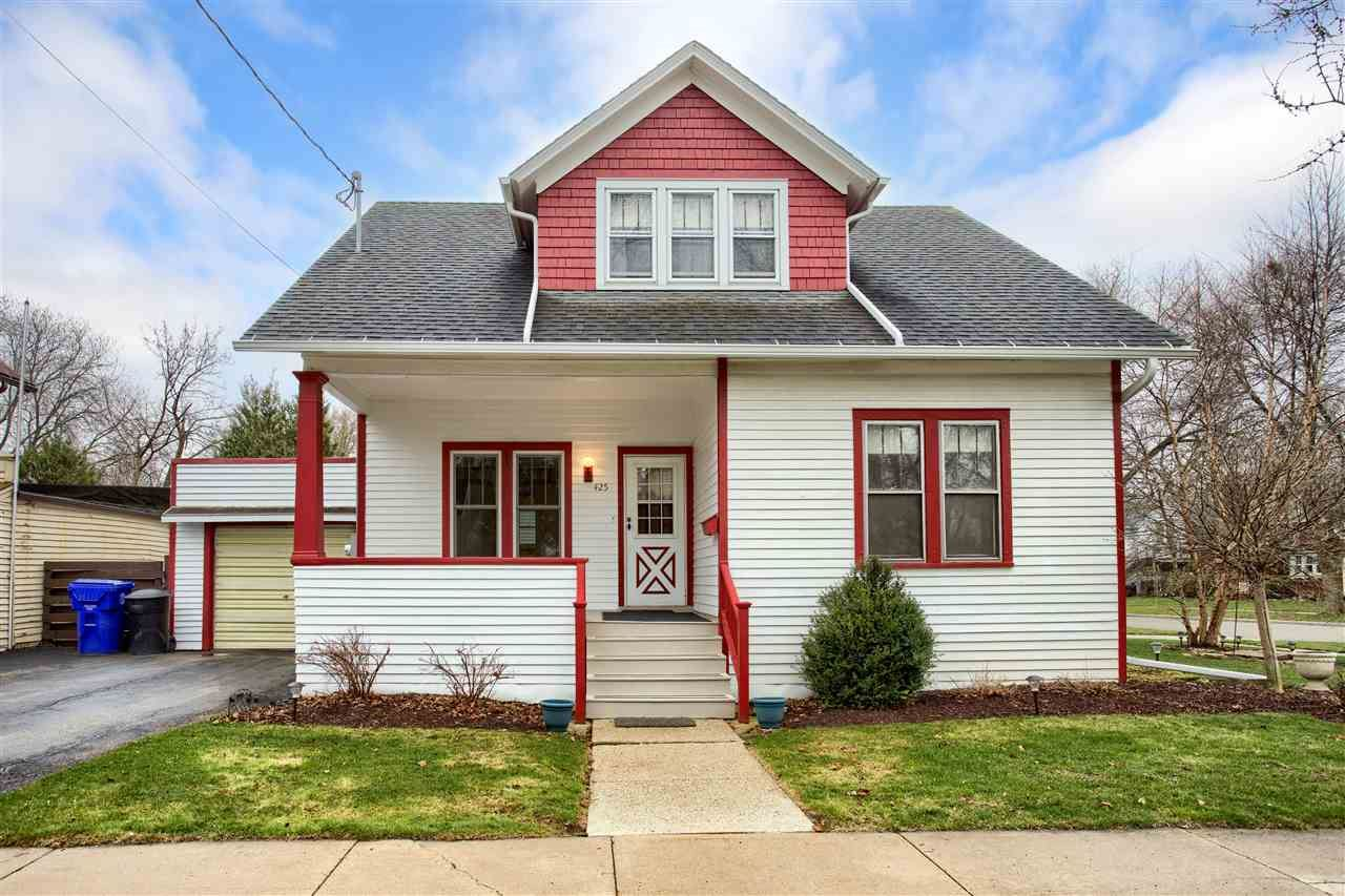 425 W SPRING Street, Appleton, WI 54911 - MLS#: 50238201