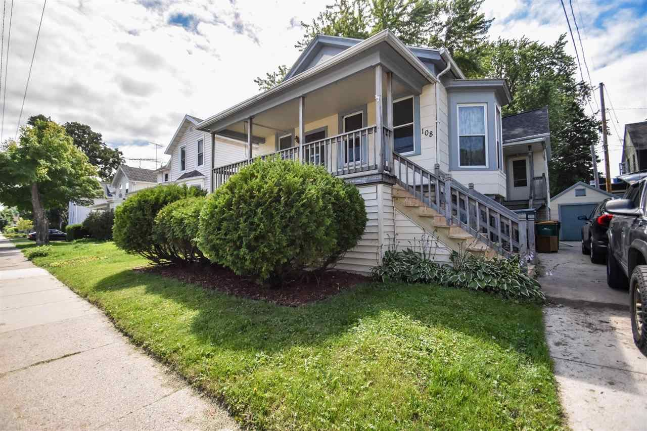 108 E MERRILL Avenue, Fond du Lac, WI 54935 - MLS#: 50244202