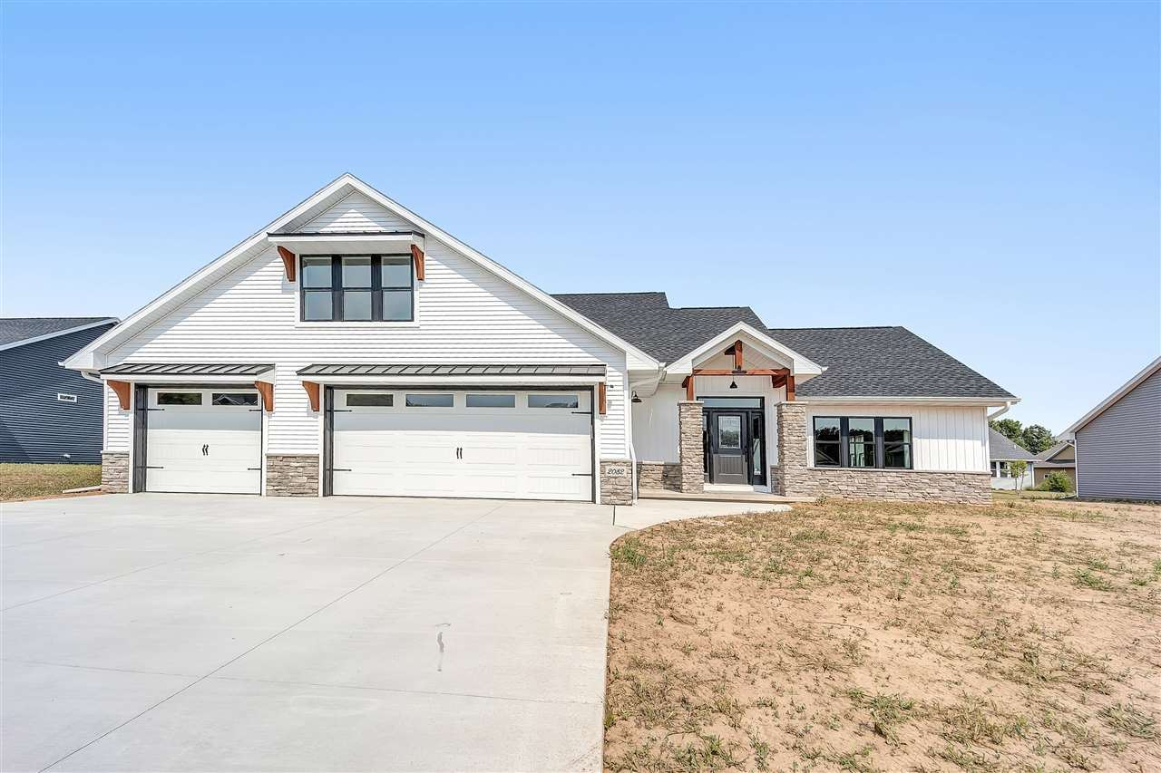 2206 CREEKSEDGE Circle, De Pere, WI 54115 - MLS#: 50235204