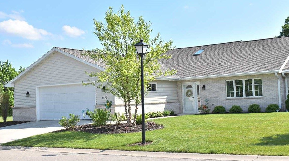 1589 RIVER PINES Drive, Green Bay, WI 54311 - MLS#: 50238205
