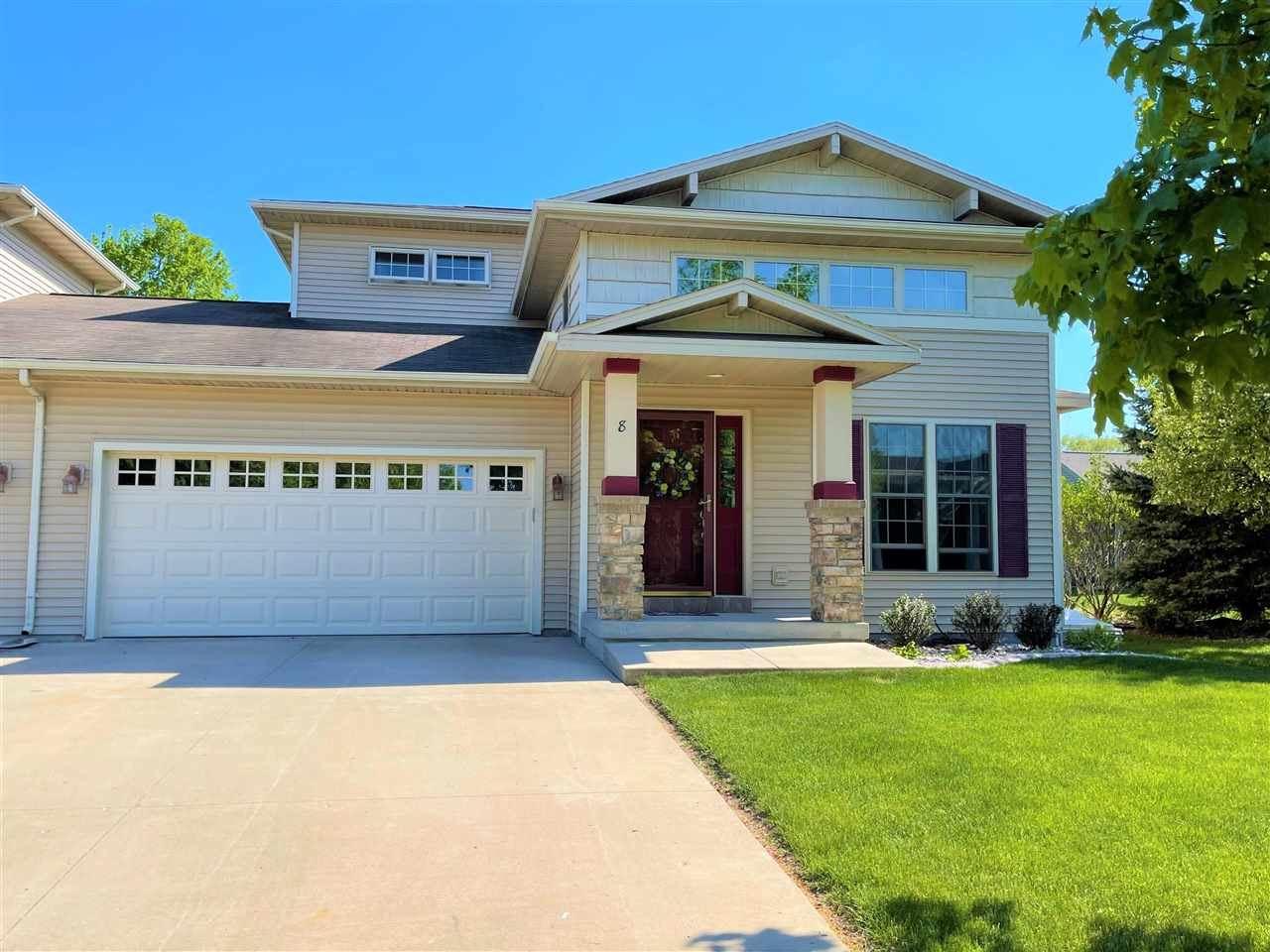 8 AURORA Lane, Fond du Lac, WI 54933 - MLS#: 50241205