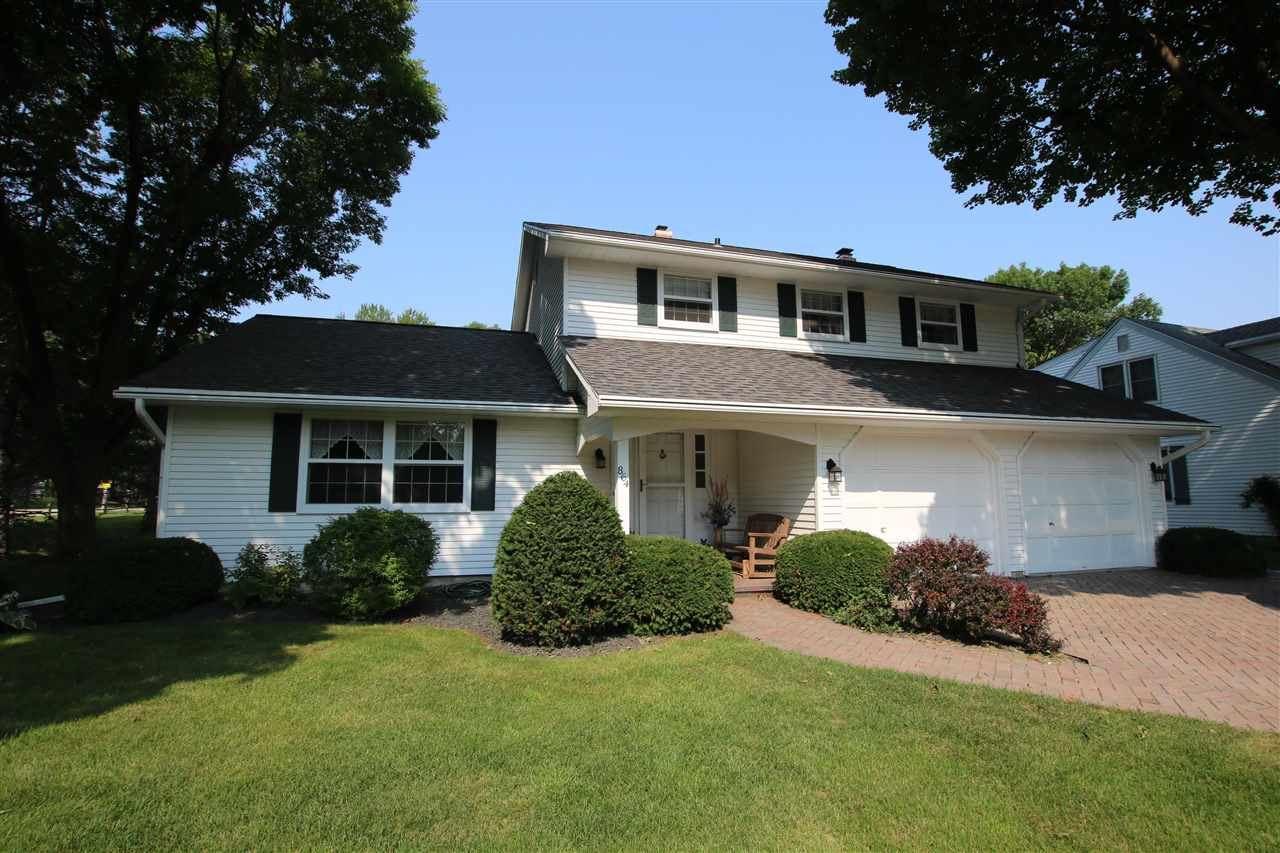 864 ELLEN Lane, Fond du Lac, WI 54935 - MLS#: 50245206