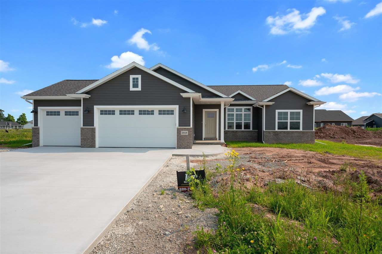 2918 SABAL OAK Drive, De Pere, WI 54115 - MLS#: 50236207
