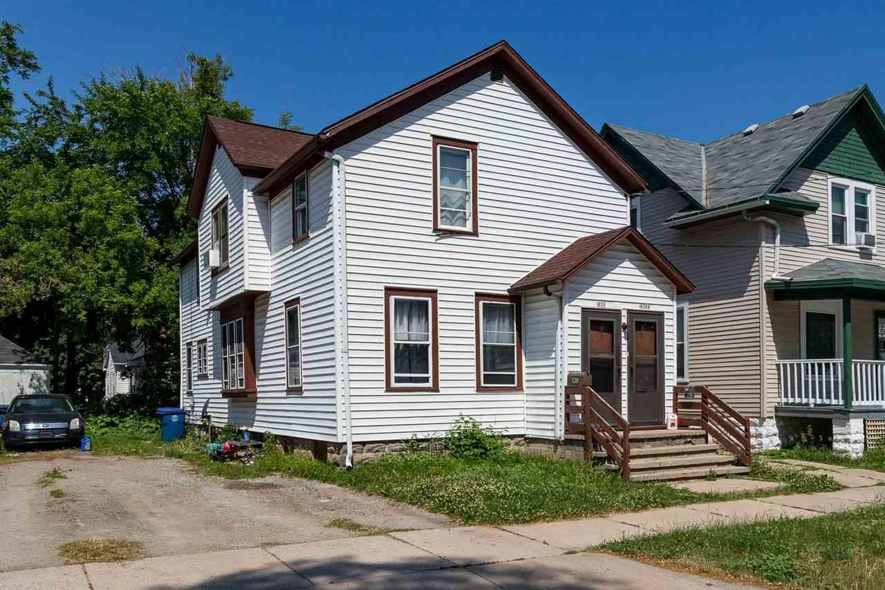 839 FRANKLIN Street, Oshkosh, WI 54901 - MLS#: 50243209