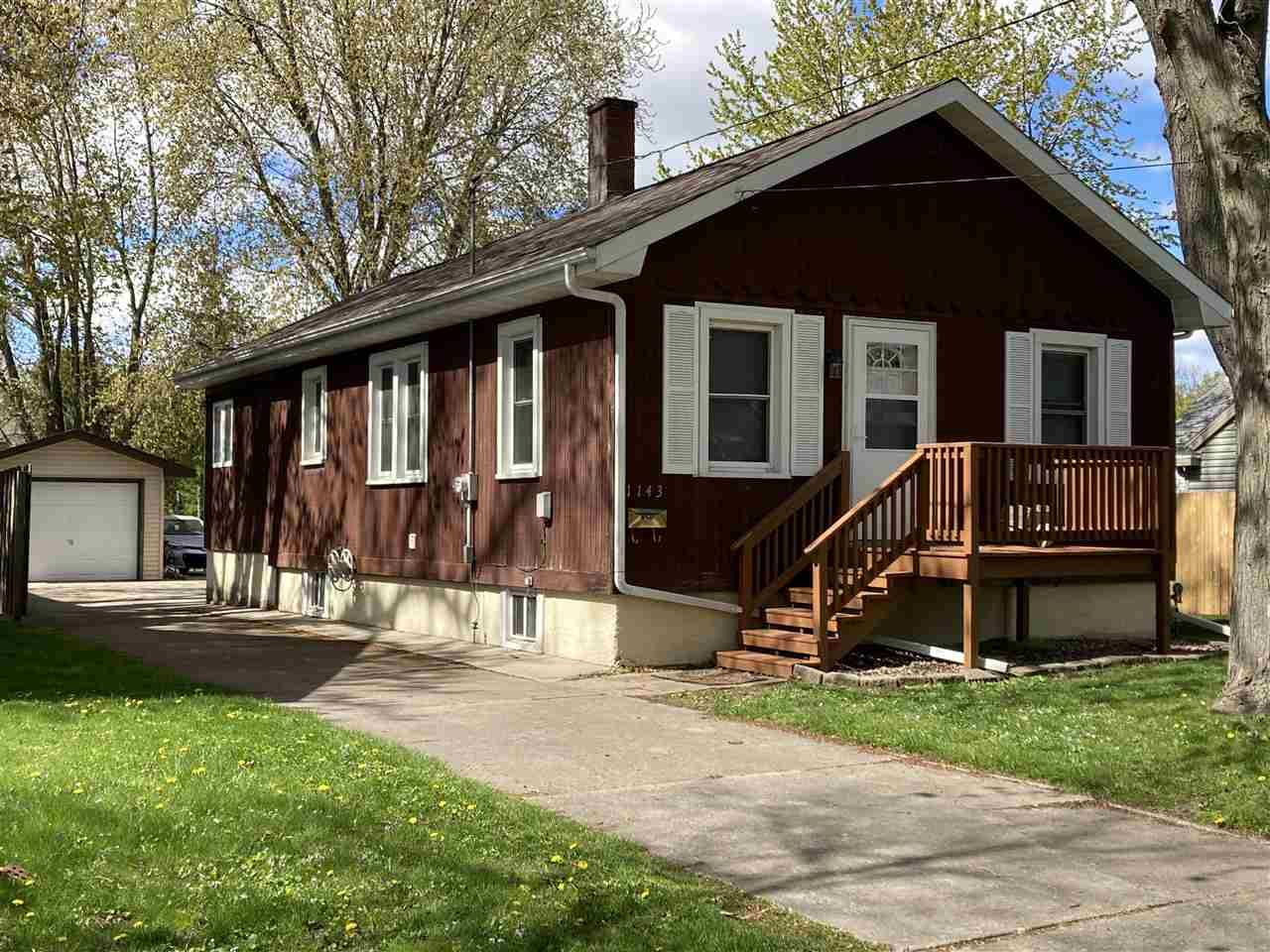 1143 REED Street, Green Bay, WI 54303 - MLS#: 50240215