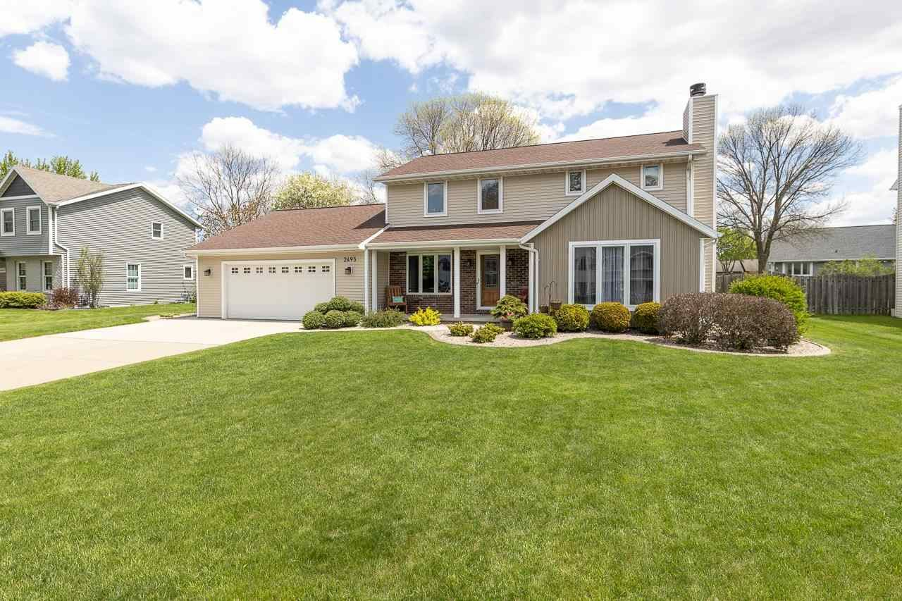 2495 FAIRHAVEN Drive, Green Bay, WI 54311 - MLS#: 50240218