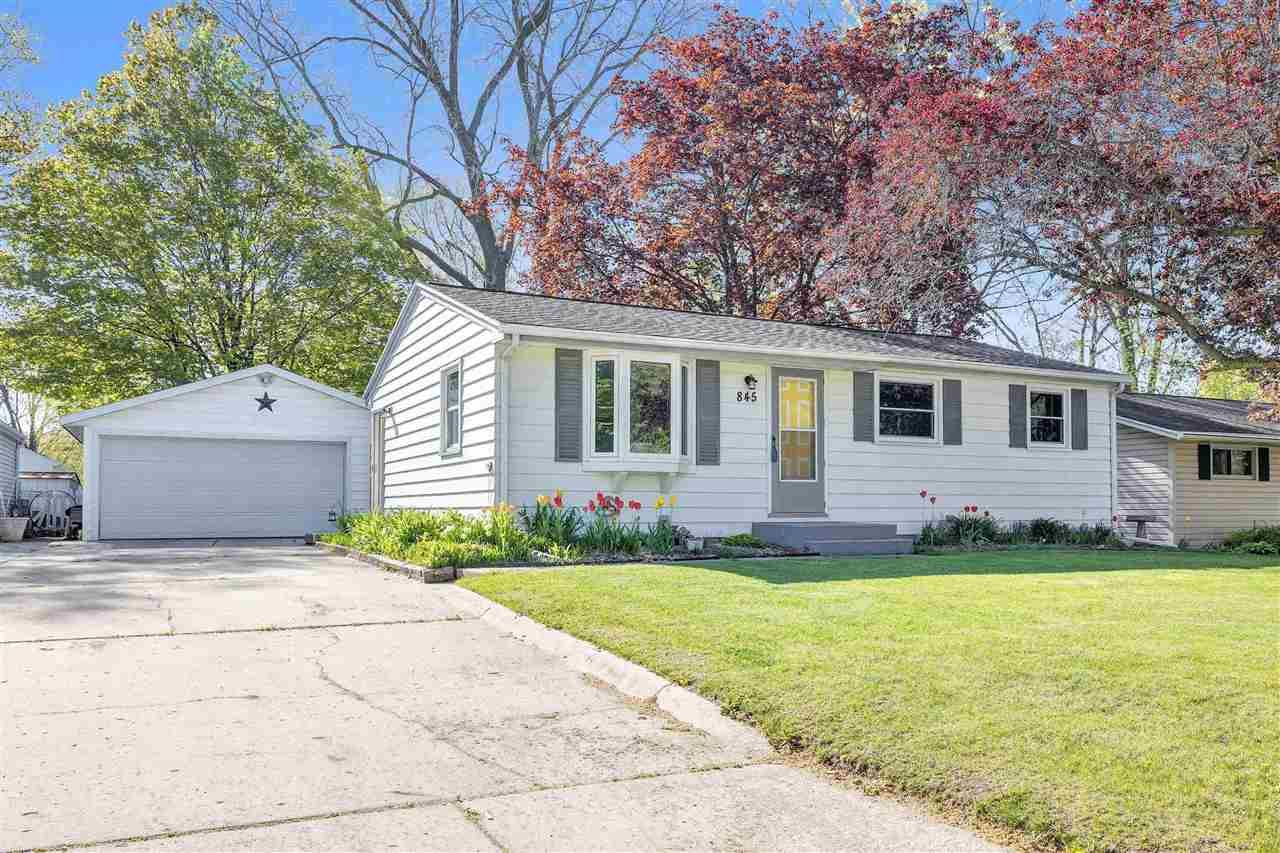 845 STONY BROOK Lane, Green Bay, WI 54304 - MLS#: 50240229
