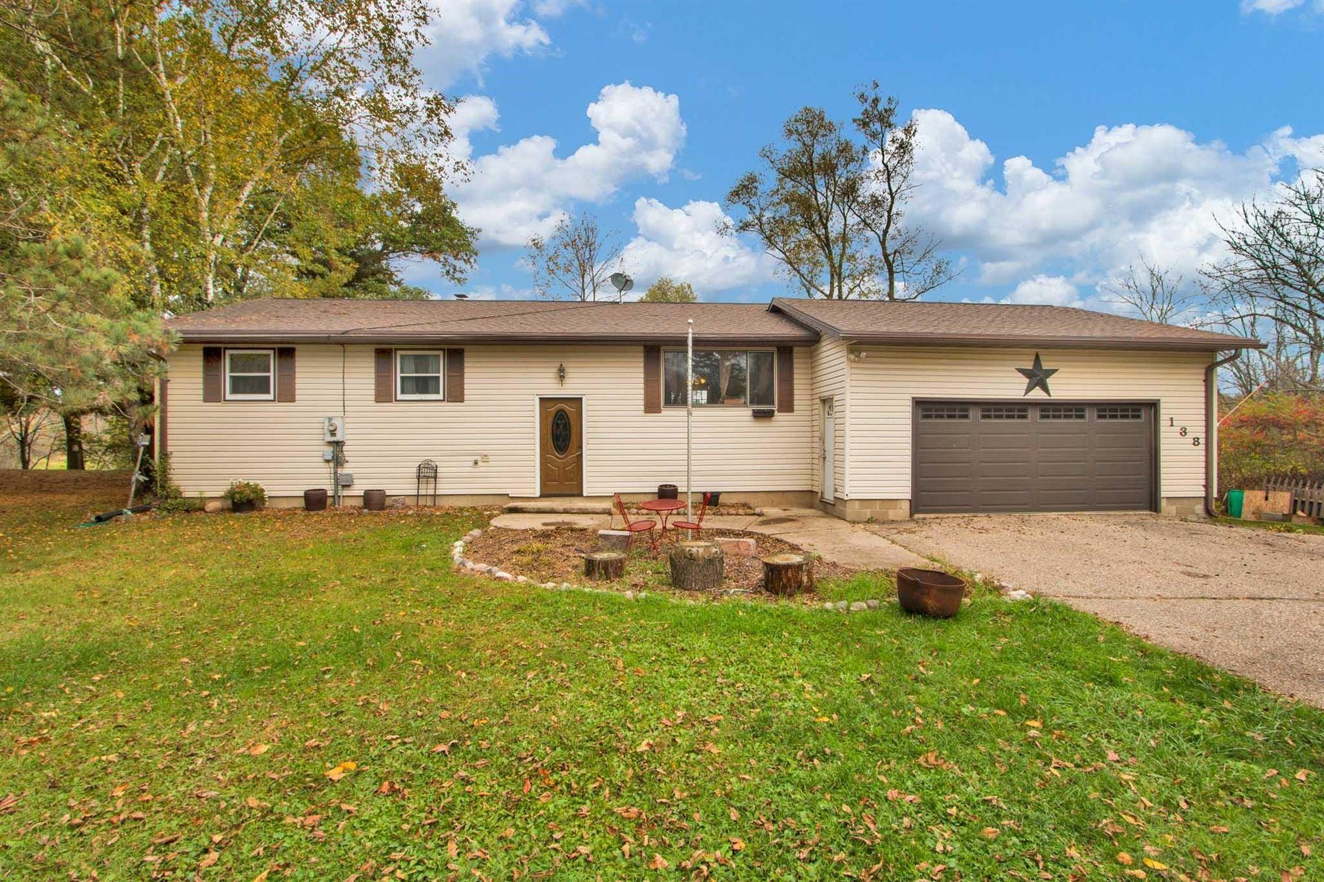 138 WILLOW Drive, Redgranite, WI 54970 - MLS#: 50249235