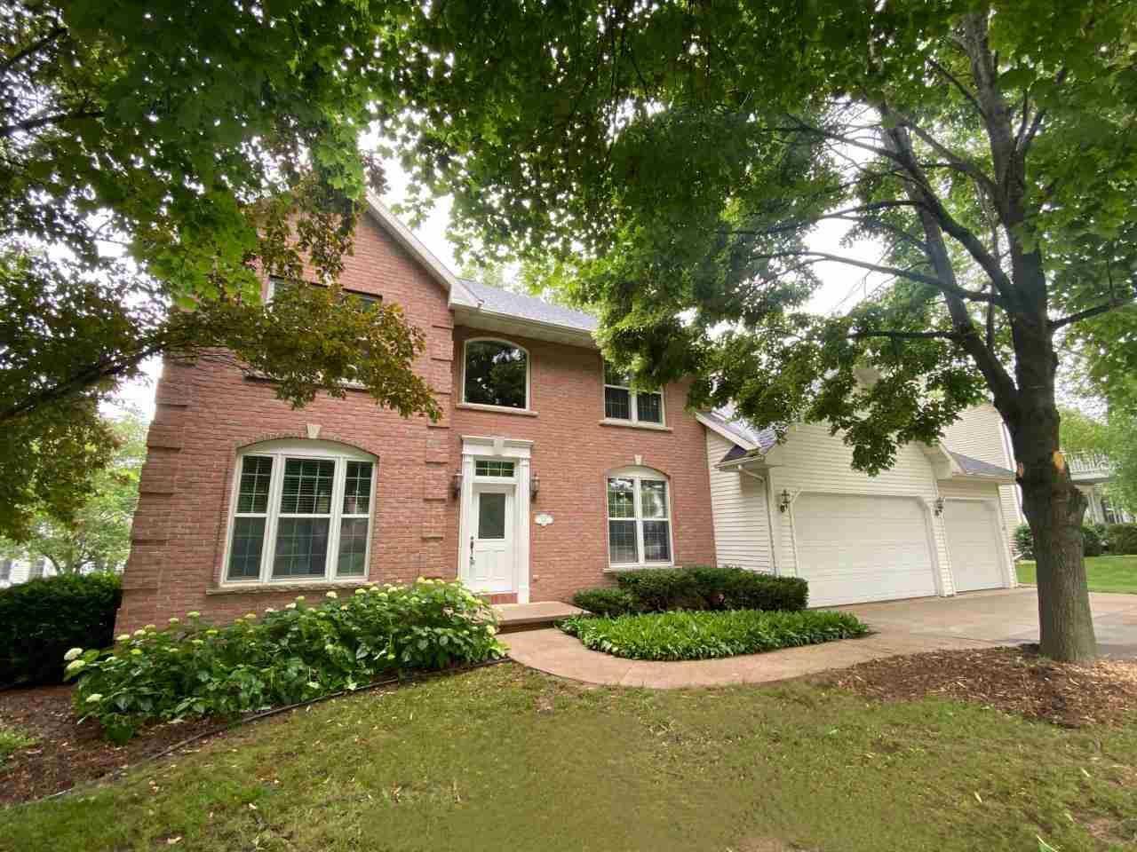 501 E CASTLEBURY Lane, Appleton, WI 54913 - MLS#: 50243250