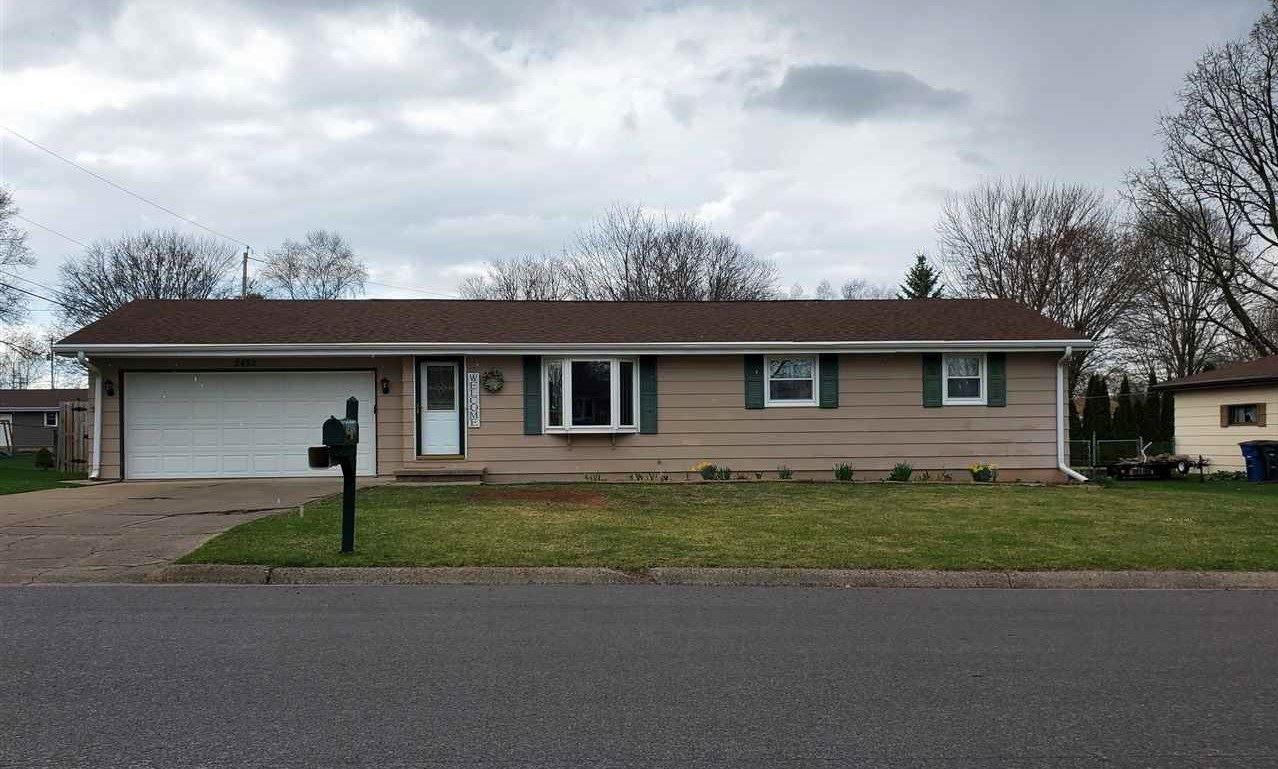 2452 DONEY Street, Green Bay, WI 54313 - MLS#: 50238253