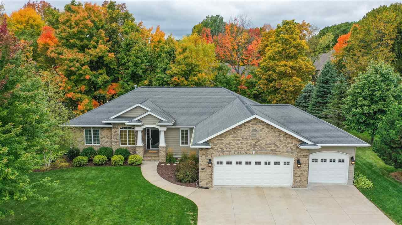 592 CORNROW Lane, Combined Locks, WI 54113 - MLS#: 50230258