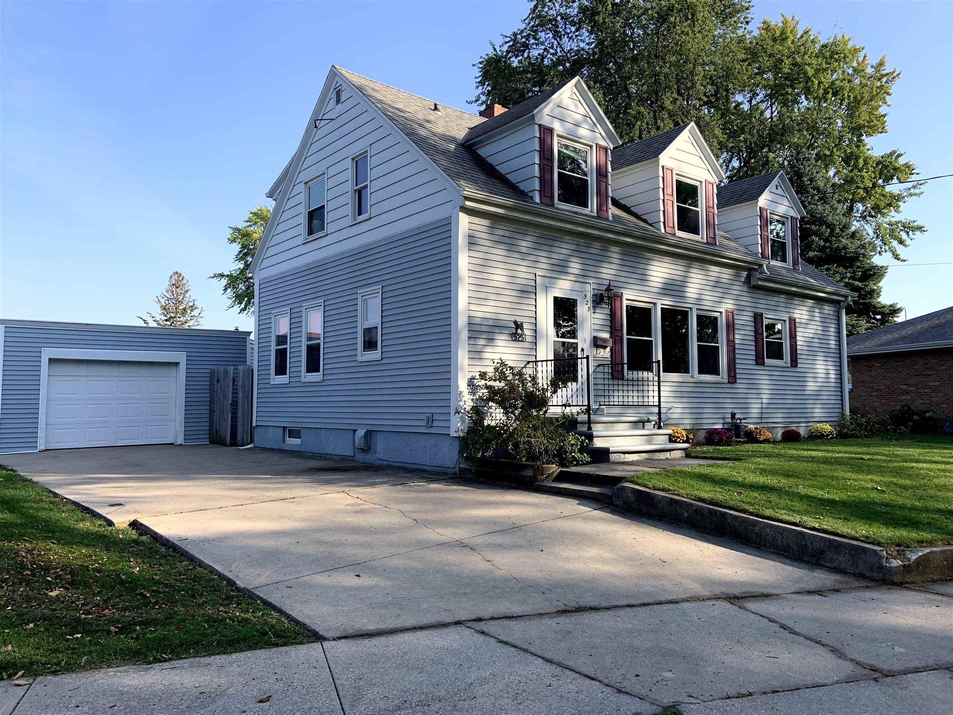 525 SCHOEN Street, Green Bay, WI 54302 - MLS#: 50249266