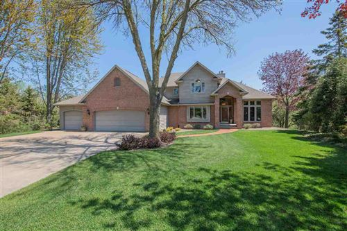 Photo of W2496 BROOKHAVEN Court, APPLETON, WI 54915 (MLS # 50222267)