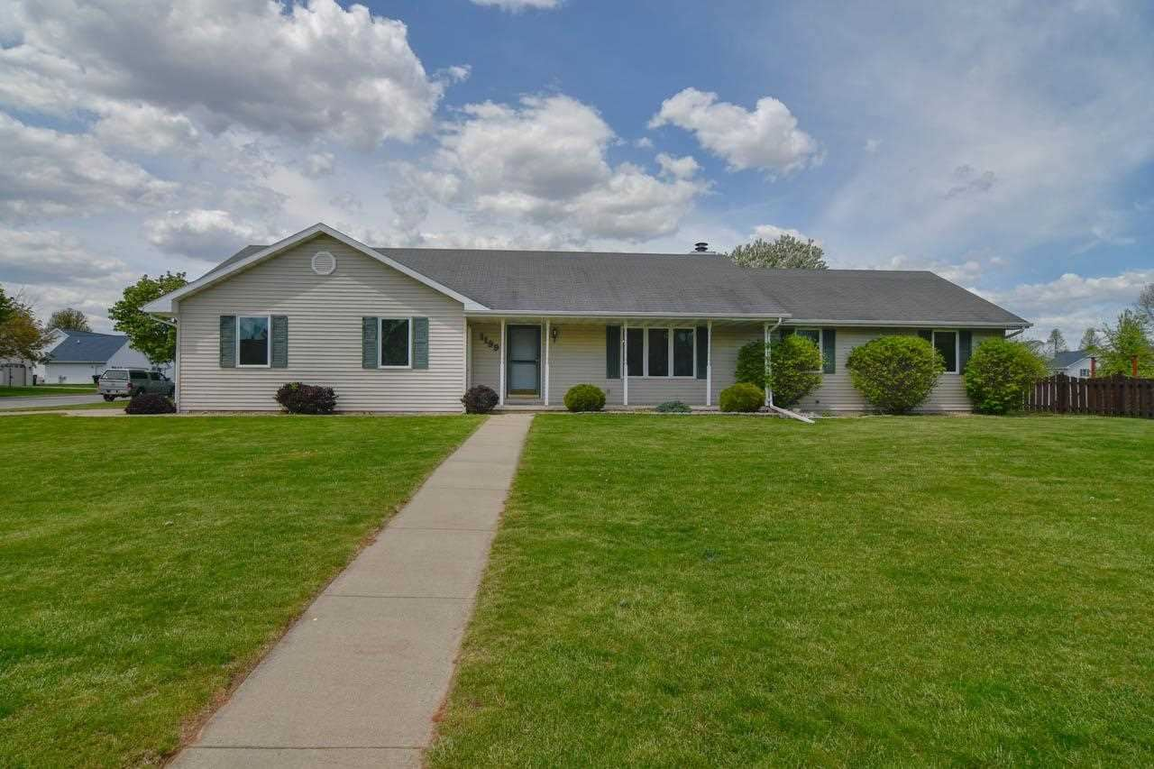1199 COPRINUS Drive, Green Bay, WI 54313 - MLS#: 50240269