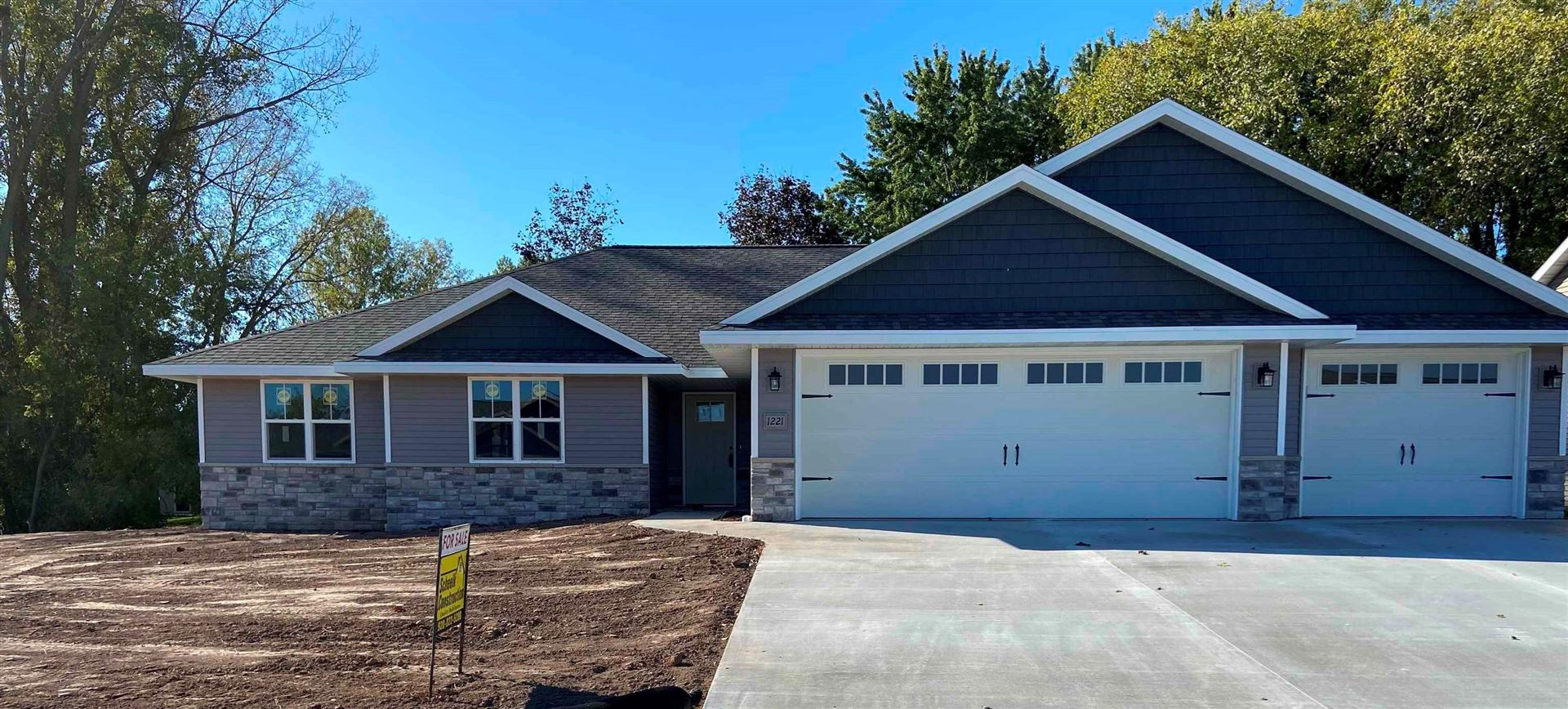 1221 CLEMENTINE Road, Green Bay, WI 54313 - MLS#: 50248269