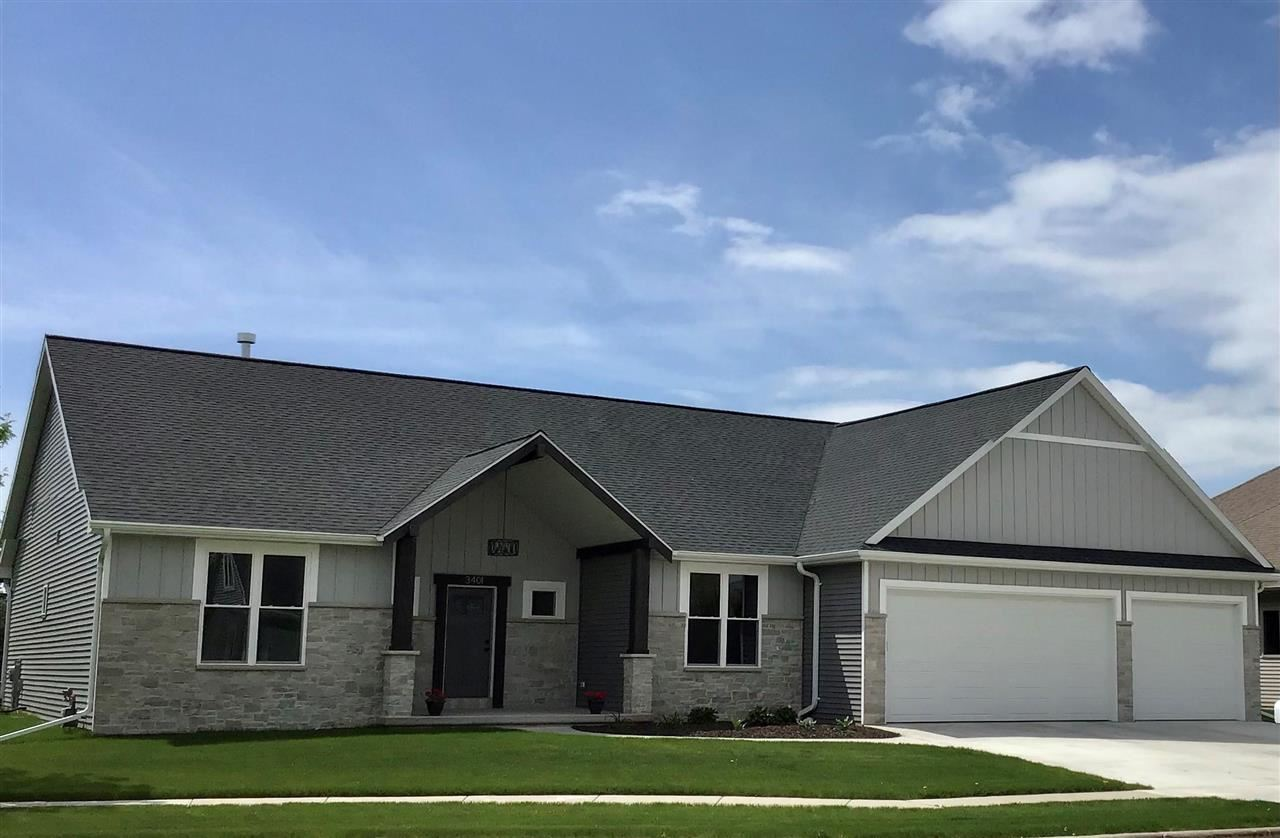 3401 S TAHOE Lane, Appleton, WI 54915 - MLS#: 50240275