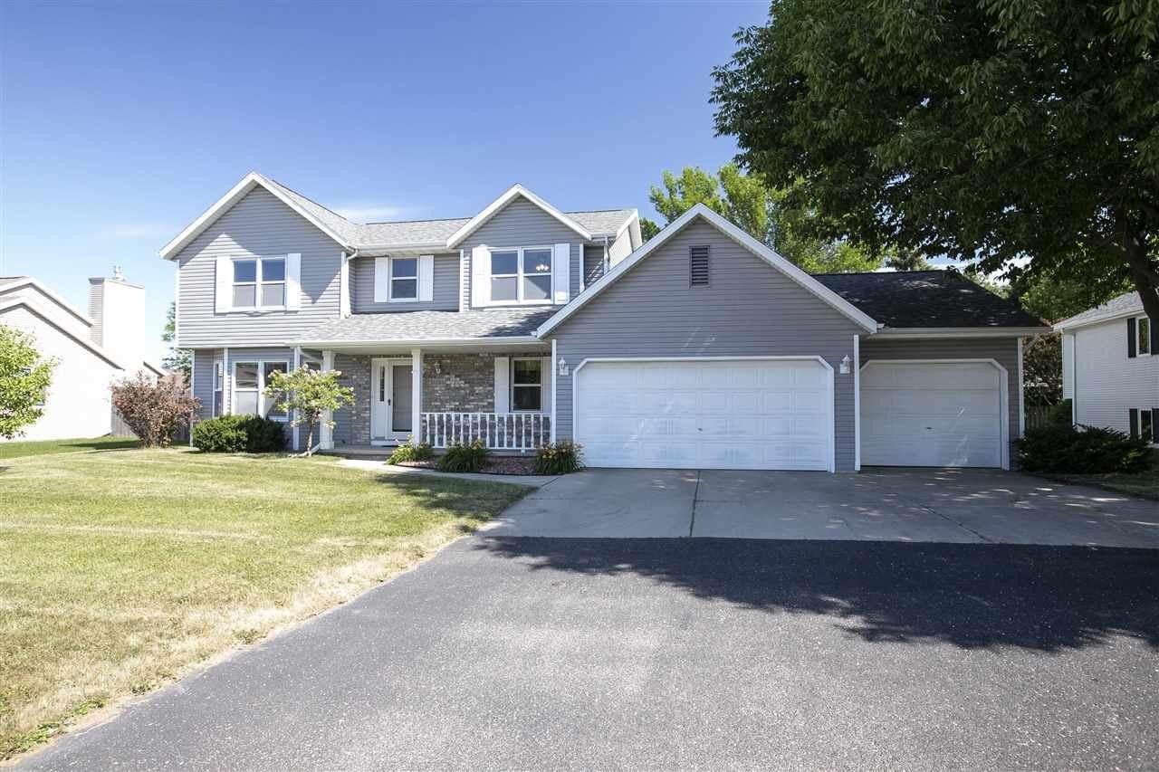 2228 W SENECA Drive, Appleton, WI 54914 - MLS#: 50242275